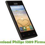 Philips S309 Firmware