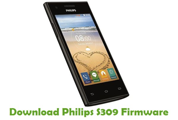 Download Philips S309 Stock ROM