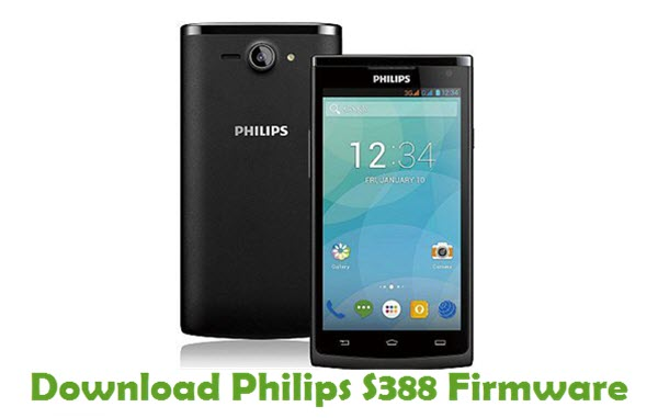 Download Philips S388 Stock ROM