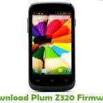 Plum Z320 Firmware