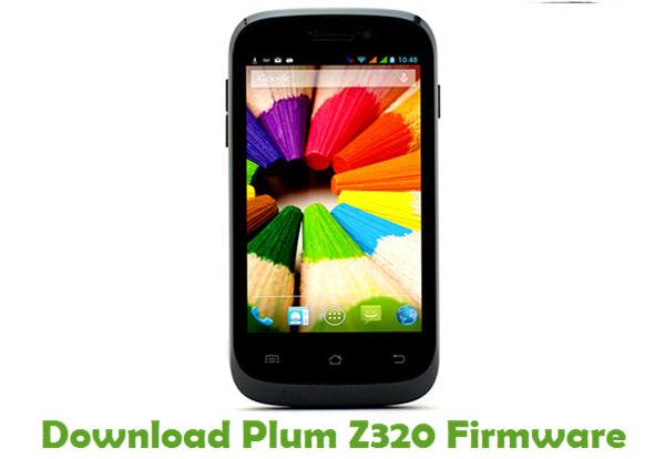 Download Plum Z320 Firmware