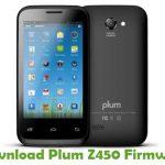 Plum Z450 Firmware