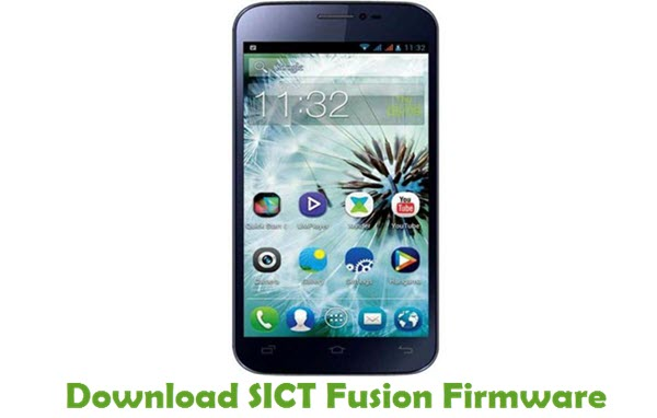 Download SICT Fusion Stock ROM