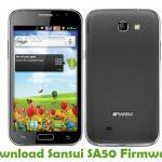 Sansui SA50 Firmware