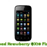 Strawberry QX10 Firmware
