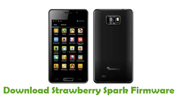 Download Strawberry Spark Firmware