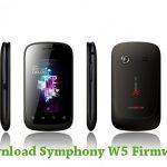 Symphony W5 Firmware