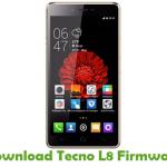 Tecno L8 Firmware