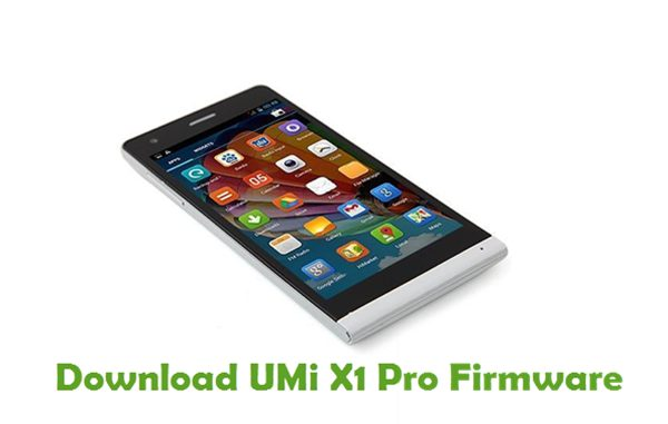 Download UMi X1 Pro Firmware