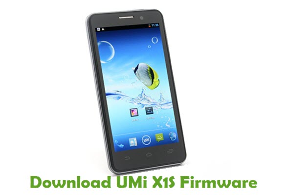 Download UMi X1S Firmware