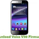 Voice V30 Firmware