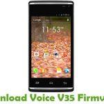 Voice V35 Firmware
