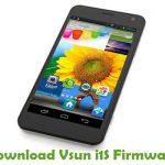 Download Vsun V9i Firmware - Android Stock ROM Files