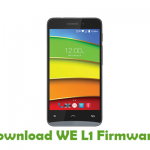 WE L1 Firmware