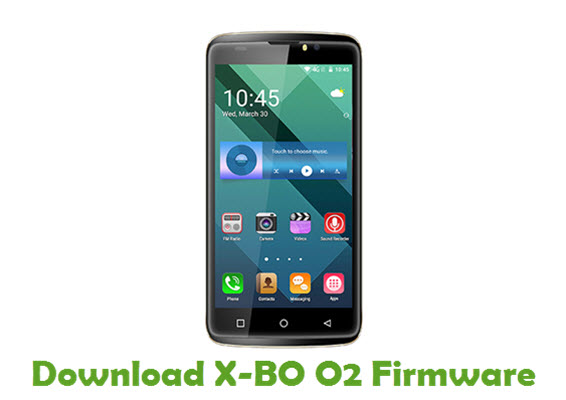 Download X-BO O2 Firmware