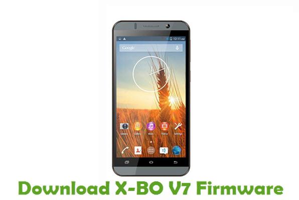 Download X-BO V7 Firmware