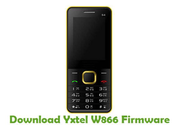 Download Yxtel W866 Firmware