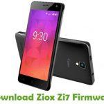 Ziox Zi7 Firmware