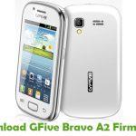 GFive Bravo A2 Firmware