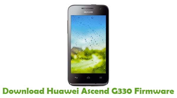 Download Huawei Ascend G330 Stock ROM