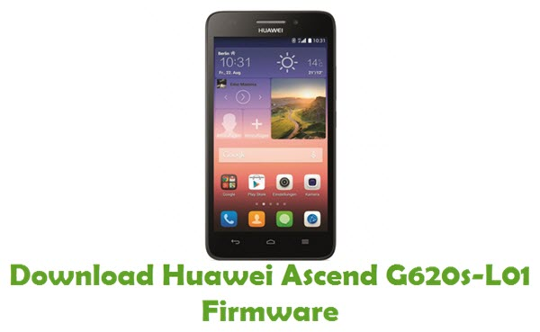 Download Huawei Ascend G620s-L01 Stock ROM