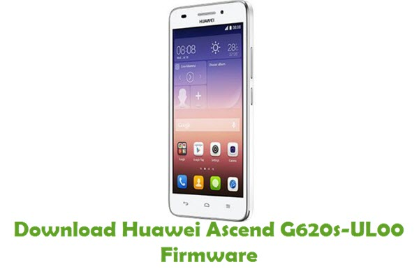 Download Huawei Ascend G620s-UL00 Stock ROM