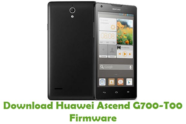 Download Huawei Ascend G700-T00 Stock ROM