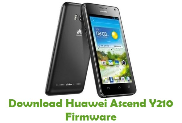 Download Huawei Ascend Y210 Stock ROM