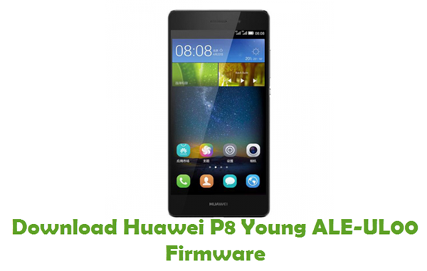 Download Huawei P8 Young ALE-UL00 Stock ROM