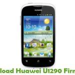 Huawei U1290 Firmware