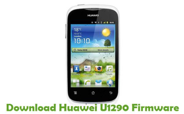 Download Huawei U1290 Stock ROM