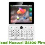 Huawei U8300 Firmware