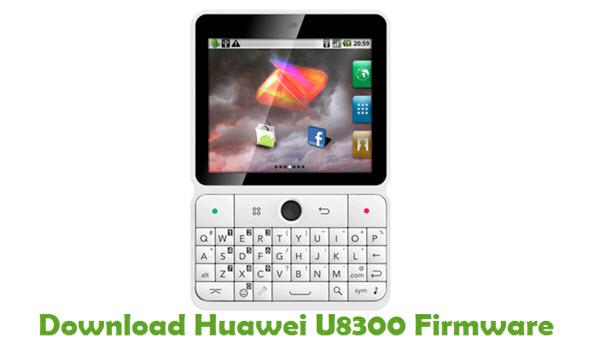 Download Huawei U8300 Stock ROM