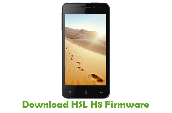 Download HSL H8 Firmware