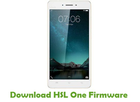 Download HSL One Firmware