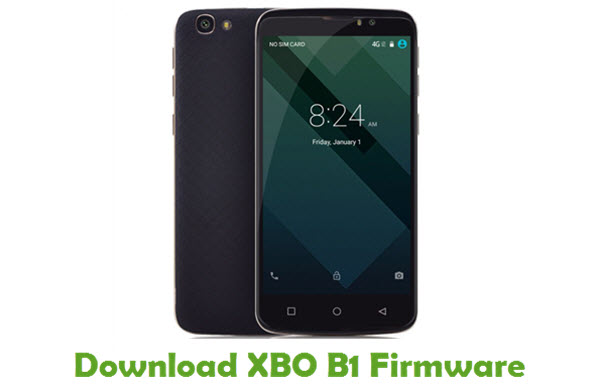 Download XBO B1 Firmware