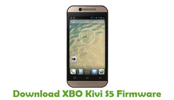 Download XBO Kivi S5 Firmware