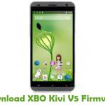 XBO Kivi V5 Firmware