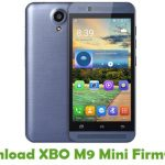 XBO M9 Mini Firmware