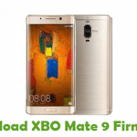 XBO Mate 9 Firmware