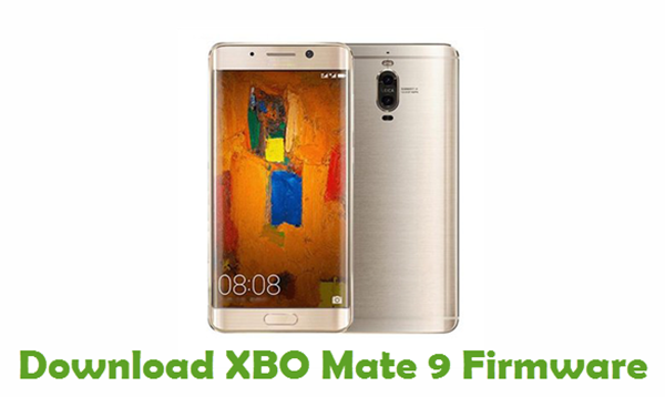 Download XBO Mate 9 Firmware