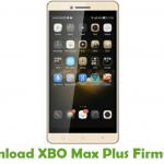 XBO Max Plus Firmware