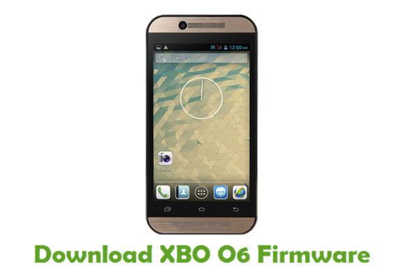 Download XBO O6 Firmware