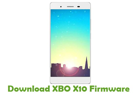 Download XBO X10 Firmware