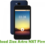 Ziox Astra NXT Firmware