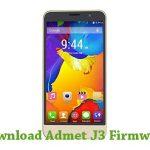 Admet J3 Firmware