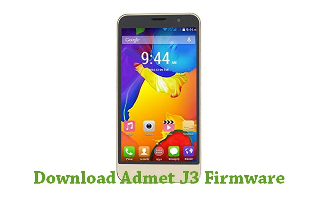 Download Admet J3 Firmware