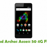 Archos Access 50 4G Firmware