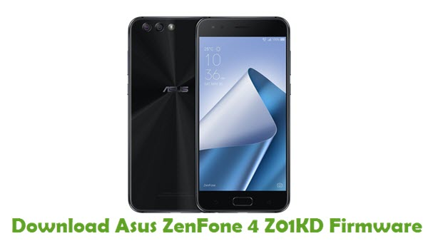 Download Asus ZenFone 4 Z01KD Firmware