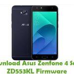 Asus Zenfone 4 Selfie ZD553KL Firmware